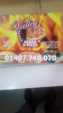Valley Kebab and Pizza
