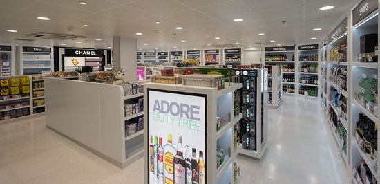Channel Islands, UK: Condor Liberation Adore Duty Free