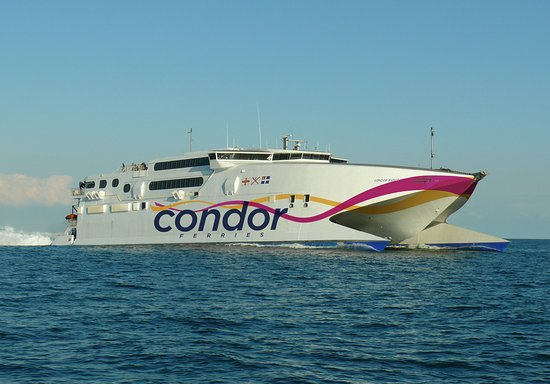 Channel Islands, UK: Condor Rapide