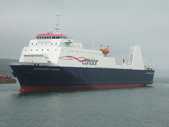 Channel Islands, UK: Commodore Goodwill