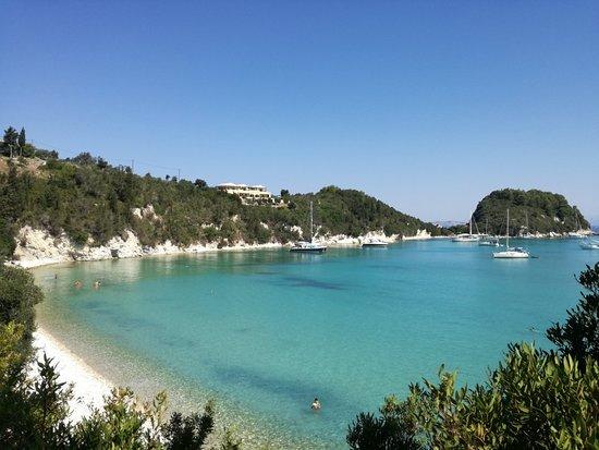 Lakka, Greece: Harami Beach