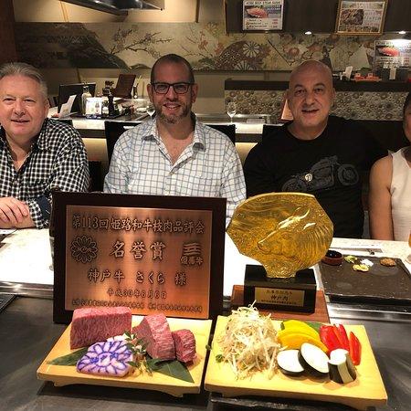 9d844be06da Steak Sakura Namba Honten