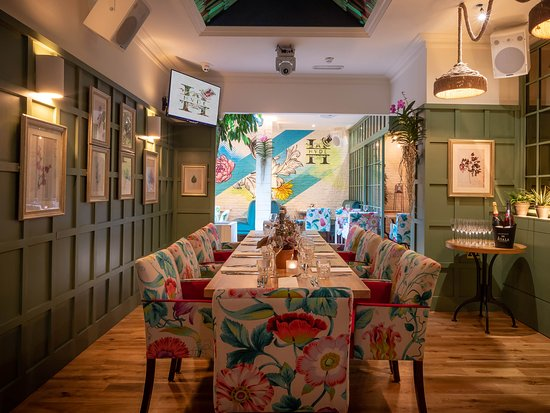 Private Dining at Hyde