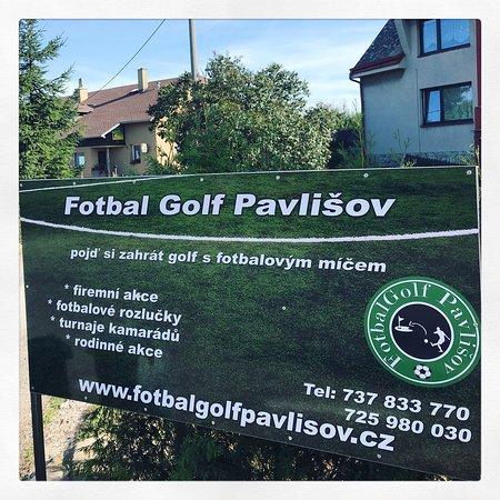 FotbalGolf Pavlišov