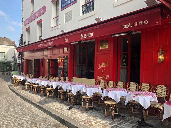 Chez La Mere Catherine  Paris - Montmartre