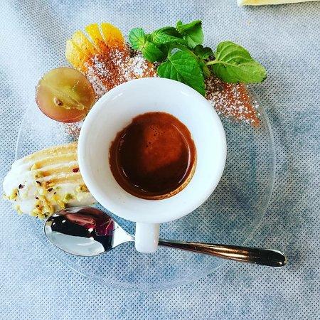 Collestrada, Italia: Caffè 😀