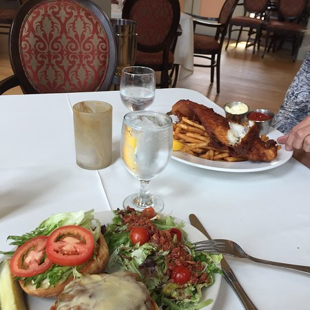 The Windsor Hotel Dining Room Photo