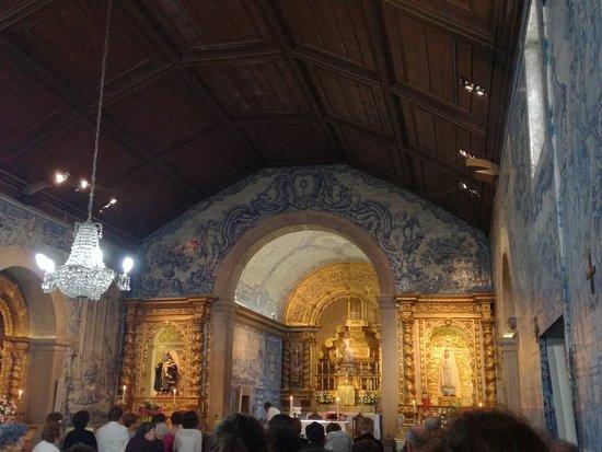 Serra del Rei, Portugália: Una iglesia que sorprende