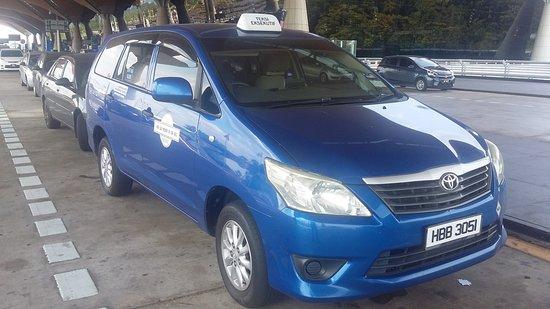 KL MPV Taxi Transport