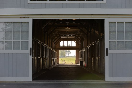 Barn At The Nursery Picture Of Stonestreet Farm Lexington