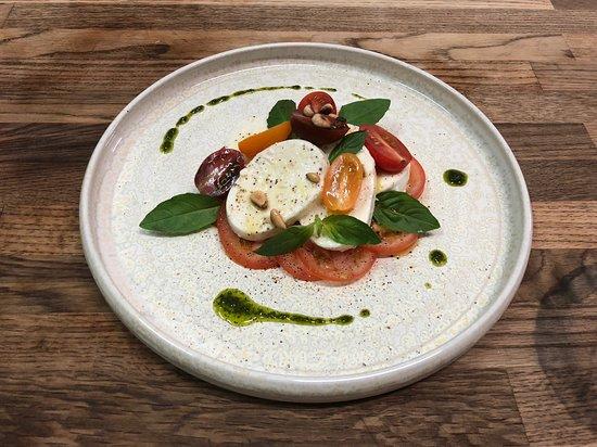 Palm-Mar, Spain: tomaat mozzarella