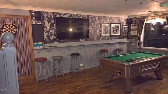 Walderslade, UK: New sport bar