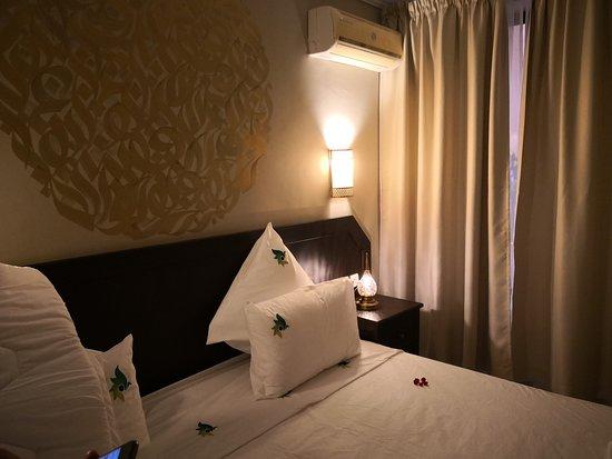 Hôtel à taille humaine au cœur de Marrakech
