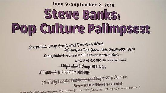Figge Art Museum: Steve Banks Exhibit Is Coming !