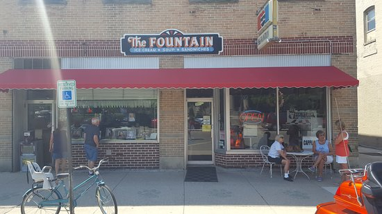 The Fountain Restaurant Celina Reviews Phone Number Photos Tripadvisor