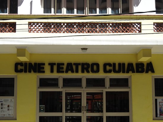 Cine teatro cuiaba