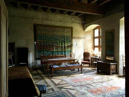 Romainmotier, Suíça: la salle bernoise