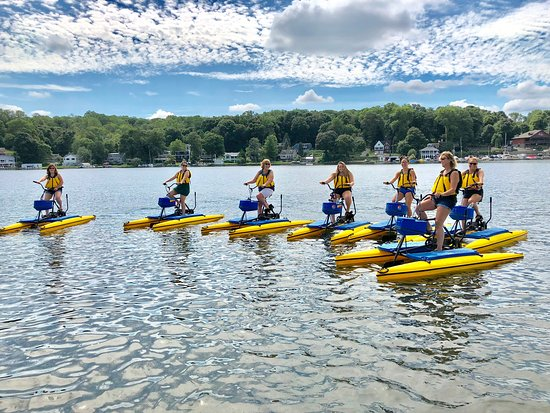 Lake Hopatcong Adventure Company