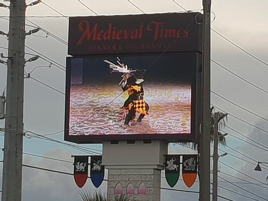Medieval Times Dinner & Tournament: 20180814_010539_large.jpg