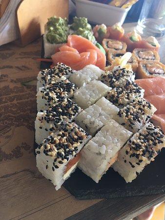 Puerto Camacho: Sushi