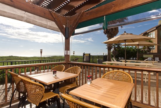 Cafe On The Beach At The Palms Resort South Padre Island
