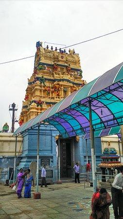 Rayachoty, Ấn Độ: Temple Enterance