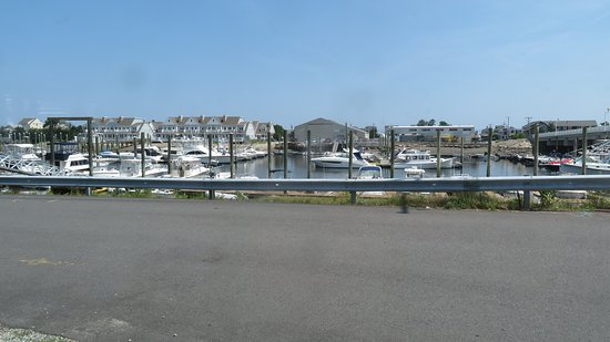 Marshfield, MA: View Across the Water