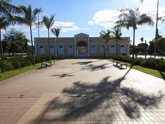 Hyd Alfredo Scaff Rio Cuiaba Museum
