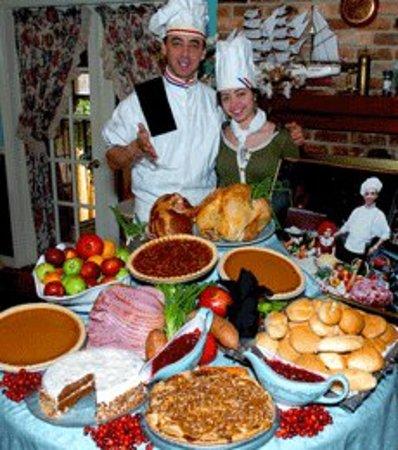 Conyers, Джорджия: Happy Thanksgiving