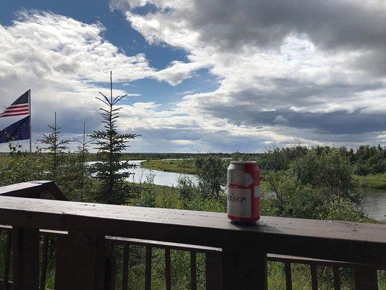 King Salmon, AK: After fishing