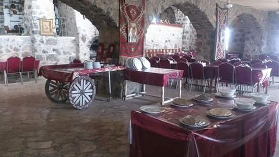 Al-Mughayer, Jordania: Trajan Guest House