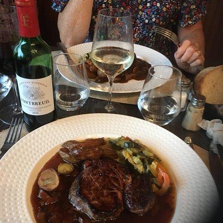 Le Blanc Nez : Fantastic food