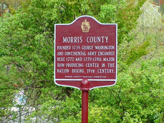 ‪‪Morristown‬, نيو جيرسي: Morris County was founded in 1739‬