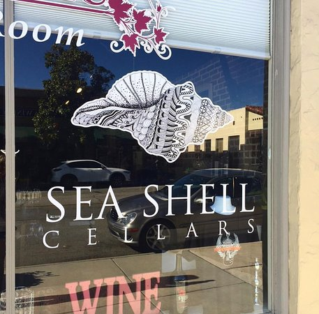 Sea Shell Cellars Tasting Room
