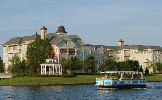Disney's Saratoga Springs Resort & Spa, hoteles en Orlando