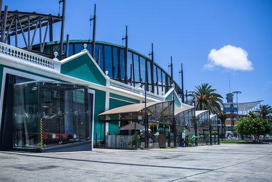 Restaurante Terraza Elder Las Palmas De Gran Canaria