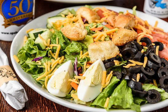 Des Allemands, LA: House Salad