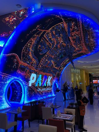 """The Dubai Mall: Entrée du """"Park"""" d'attraction en réalité virtuelle ou augmentée"""