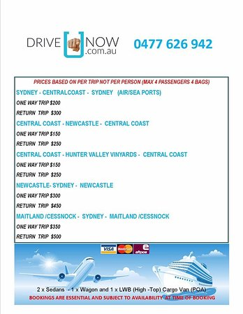 Drive U Now