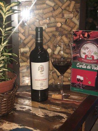 Cantina da Nonna Catete: Vinho 🍷