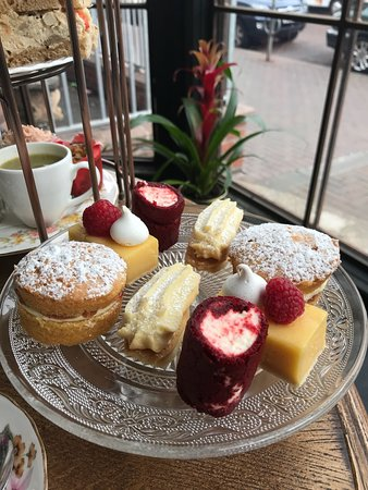 Afternoon Tea Not To Be Missed - Amazing