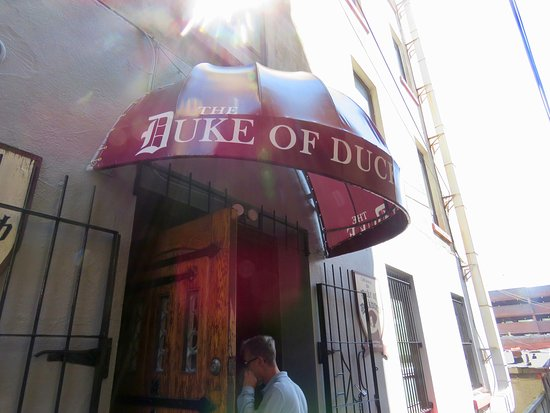 Duke of Duckworth: Exterior 1