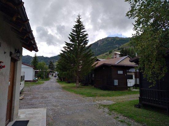 Borgata Sestriere, İtalya: Campeggio Chisonetto