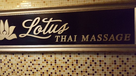‪Lotus Thai Massage‬