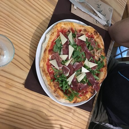 Pizza fantastica, leggera e buona! Dolci da paura!