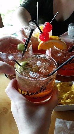 Lake Delton, WI: Old Fashioneds!