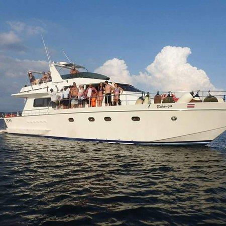 Bibanga yacht tours