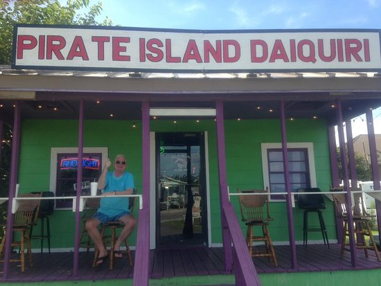 Pirate Island Daiquiri