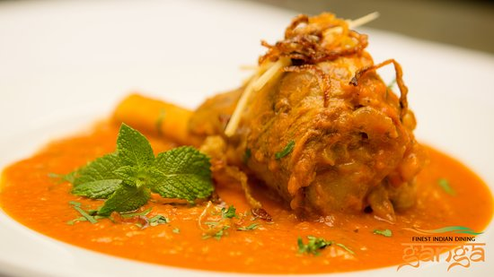 Seal, UK: Hyderabadi Lamb Shanks