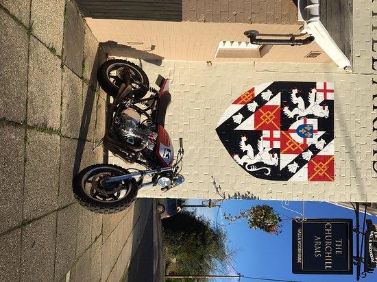 Alderholt, UK: steve's bike
